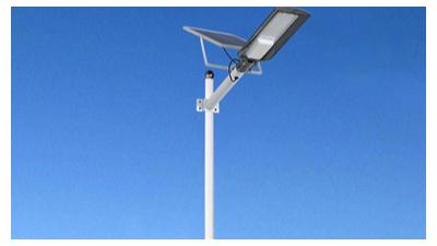 新农村太阳能路灯功率相对性应路灯高度和路面总宽