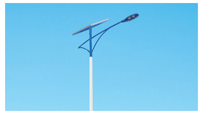 太阳能led路灯是经济发展环境保护的发电方式