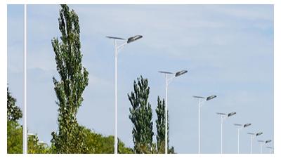太阳能led路灯出现故障是什么原因造成的