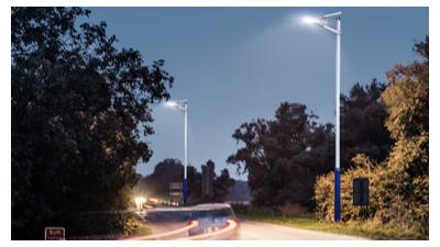 怎么选择好的太阳能路灯?