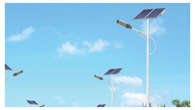 新农村建设安装太阳能led路灯的必要性!
