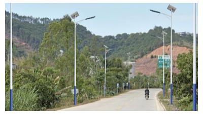 如何来评定新农村太阳能路灯质量的优劣