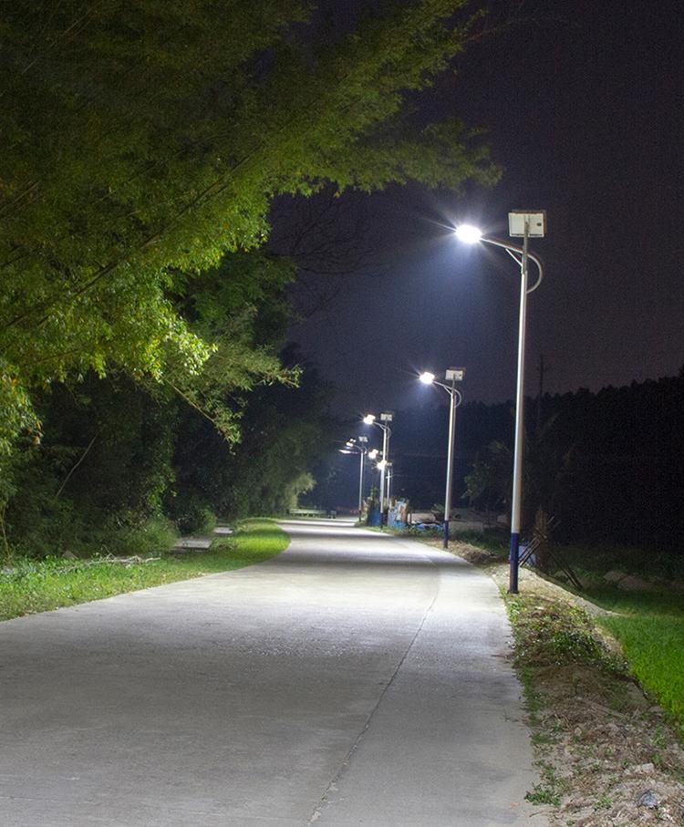 新农村太阳能路灯_太阳能路灯工程_太阳能路灯多少钱