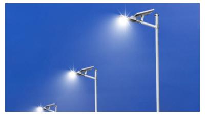 太阳能路灯已普遍走入家家户户及各行各业