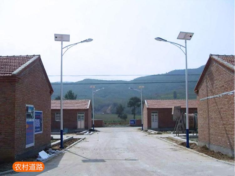 led太阳能路灯_农村太阳能路灯_南德太阳能路灯厂家