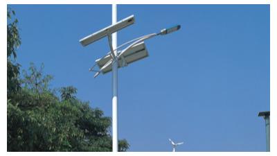 与传统路灯相比,选择南德太阳能路灯真的太方便