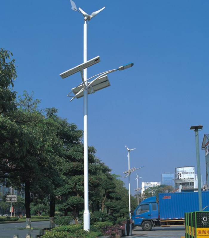 太阳能风光互补路灯 南德太阳能路灯 太阳能路灯厂家
