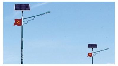 6米太阳能路灯的应用实际效果怎样