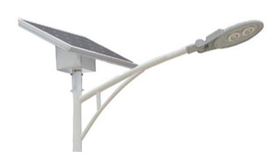 太阳能路灯在新农村工程建设中当做着十分关键的人物角色