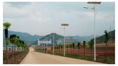 LED太阳能路灯价格优势体现在哪?