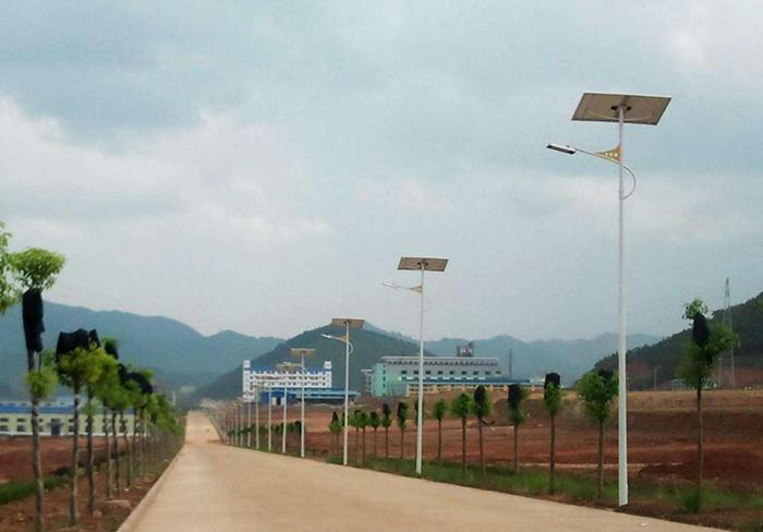 太阳能LED路灯 中山太阳能路灯厂家
