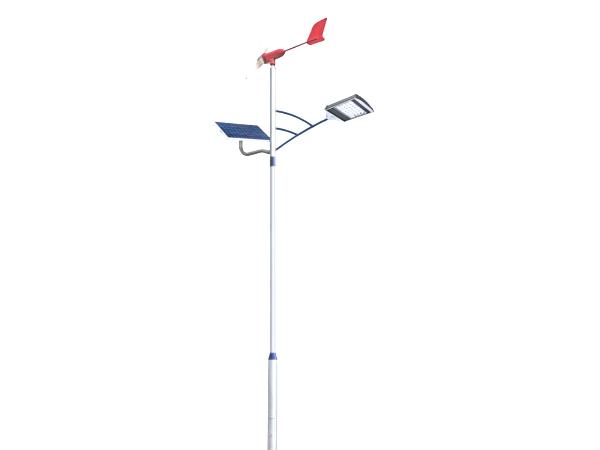 太阳能风光互补路灯  南德056