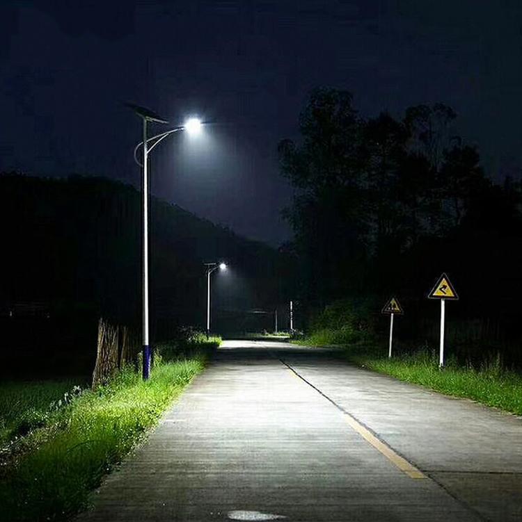 新农村太阳能路灯_LED太阳能路灯_太阳能led路灯