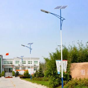 300瓦太阳能路灯-南德老客户李总的心声