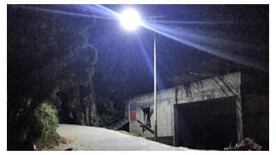 农村6米太阳能路灯价格是多少