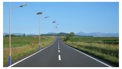 南德太阳能路灯的优点
