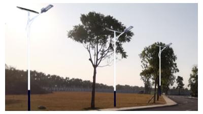 太阳能路灯厂家教你怎么降低太阳能路灯的耗损