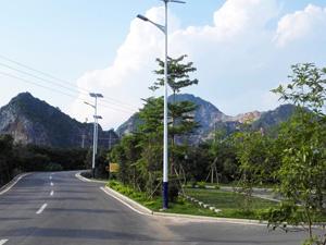 市政道路工程案例