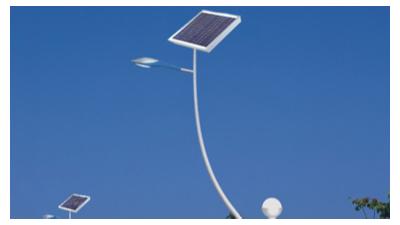 安装太阳能路灯我们需要注意哪些?