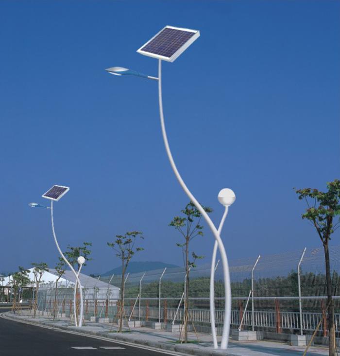 太阳能路灯 LED路灯 南德太阳能路灯厂家