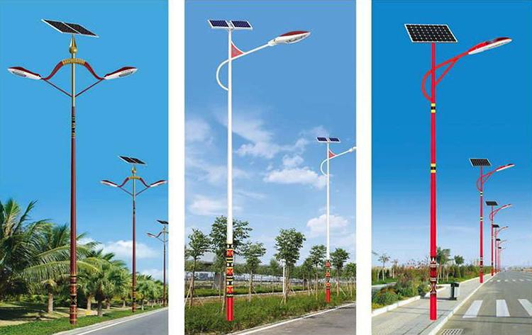 LED太阳能路灯_6米太阳能路灯_南德太阳能路灯厂家