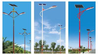 6米高农村太阳能路灯价格表