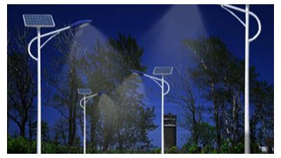 安装LED太阳能路灯的注意事项