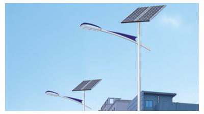 专业太阳能路灯厂家看条件安装LED太阳能路灯