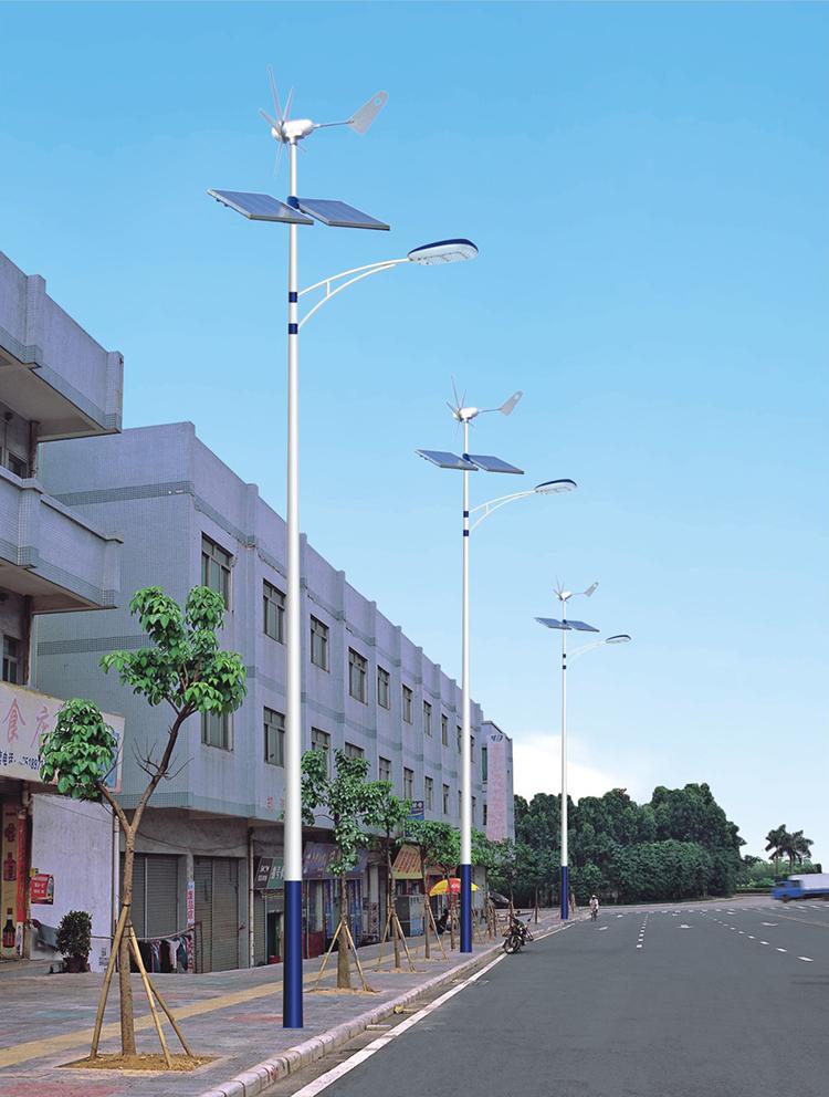 新农村太阳能路灯_太阳能LED路灯_南德太阳能路灯生产厂家