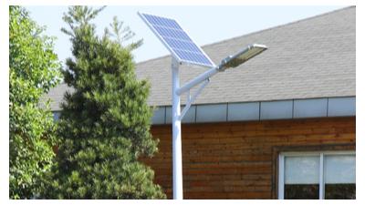 30W太阳能路灯价钱怎么计算