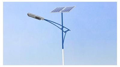 对于太阳能led路灯应用状况挑选实际主要参数