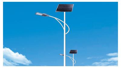 led太阳能路灯在农村路面中应用很有效