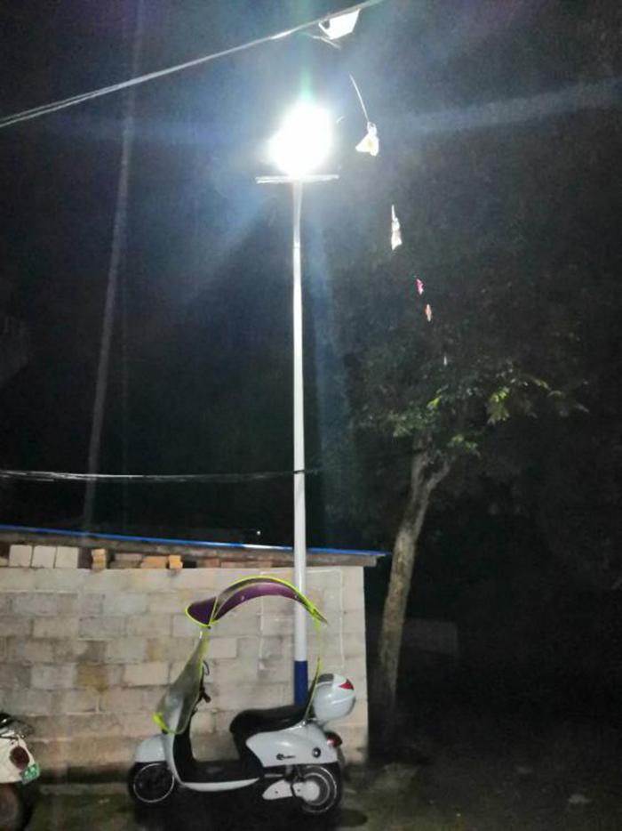 广西太阳能路灯 南德太阳能路灯 太阳能路灯厂家