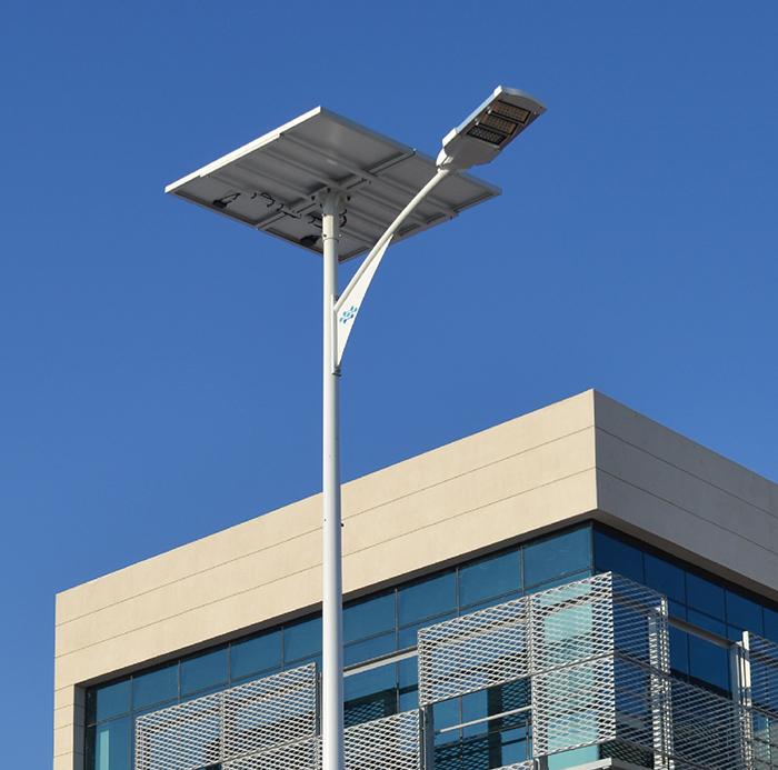 LED太阳能路灯 南德太阳能路灯 太阳能路灯300W