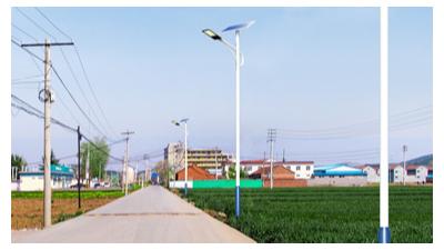 太阳能led路灯厂家是否靠谱取决于其有哪些的整体实力