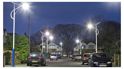 新农村建设亮化工程为何优选太阳能led路灯呢?