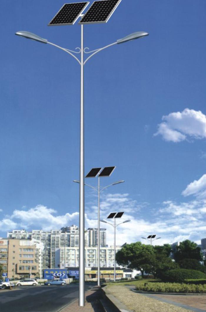 太阳能路灯100W 太阳能路灯定制 南德太阳能灯饰有限公司