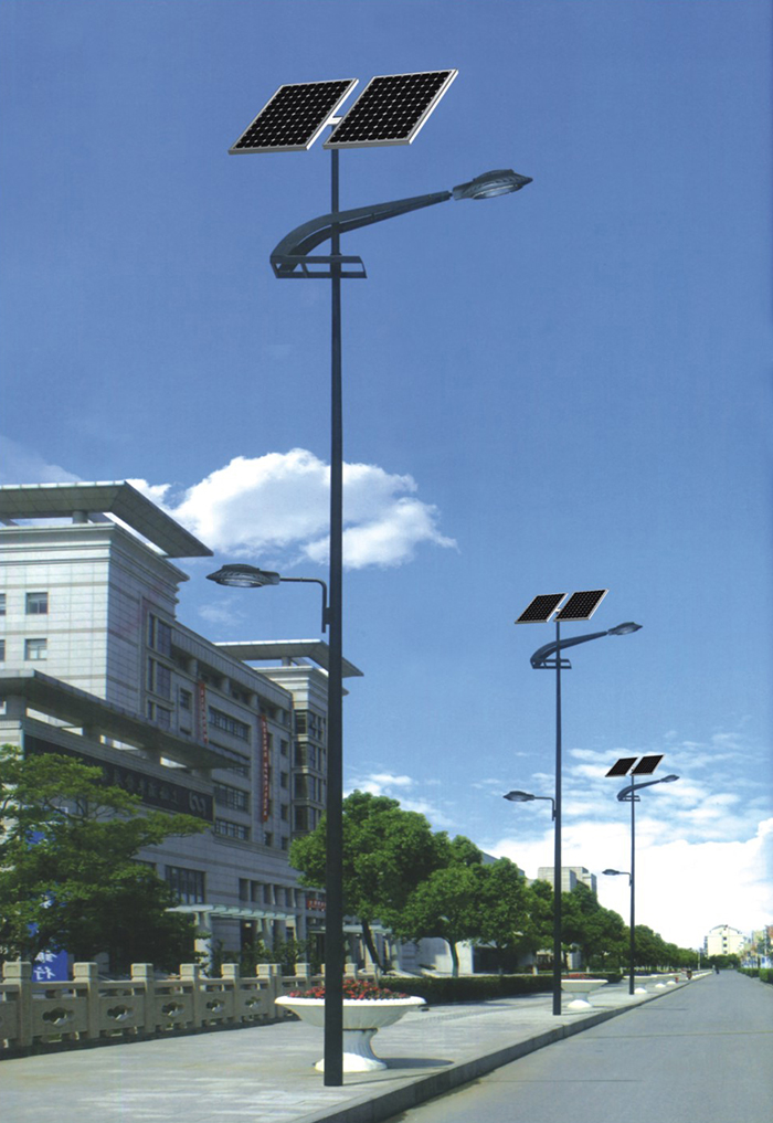 太阳能路灯 40W太阳能路灯 南德太阳能灯饰有限公司