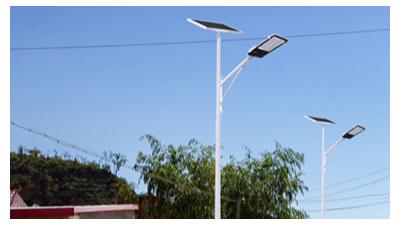为什么太阳能led路灯会大受青睐?