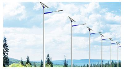 太阳能路灯在阴雨天能电池充电吗,能一切正常工作中吗?