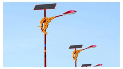 太阳能路灯产品和计划方案关键跟时代潮流