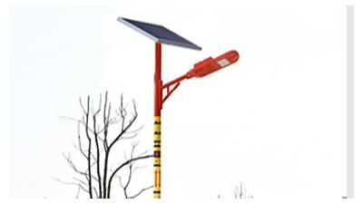 太阳能led路灯道别粗暴发展后的太阳能遭遇着新环节