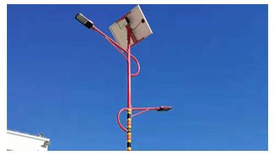 太阳能路灯生产厂家可根据什么方法提升 本身整体实力?