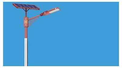 如何确定太阳能路灯每个构件的主要参数尺寸?