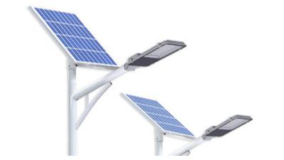 太阳能锂电池路灯市场潜力无限