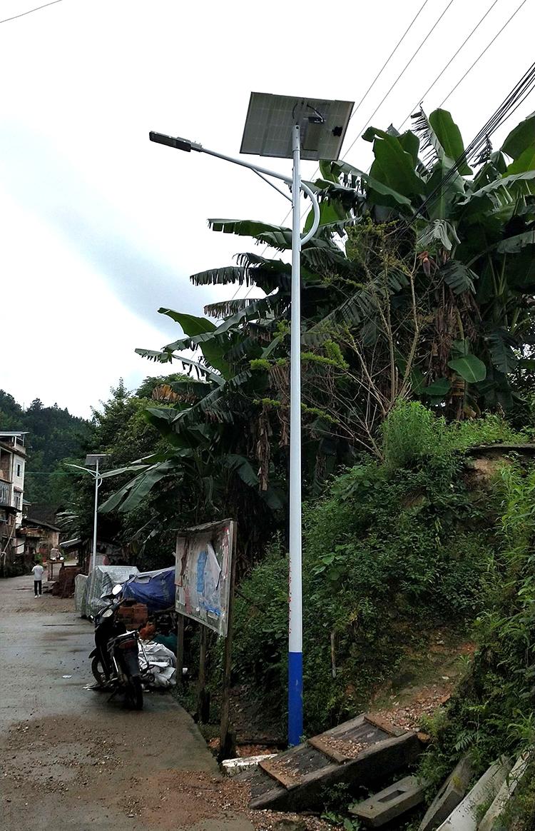 广西太阳能路灯_农村太阳能路灯_6米太阳能路灯