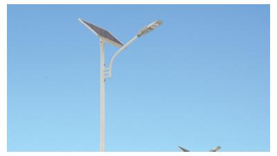 农村太阳能路灯组件应该如何检查及维护?