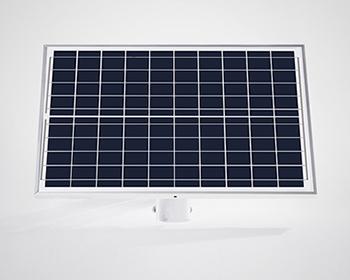 我们家太阳能板