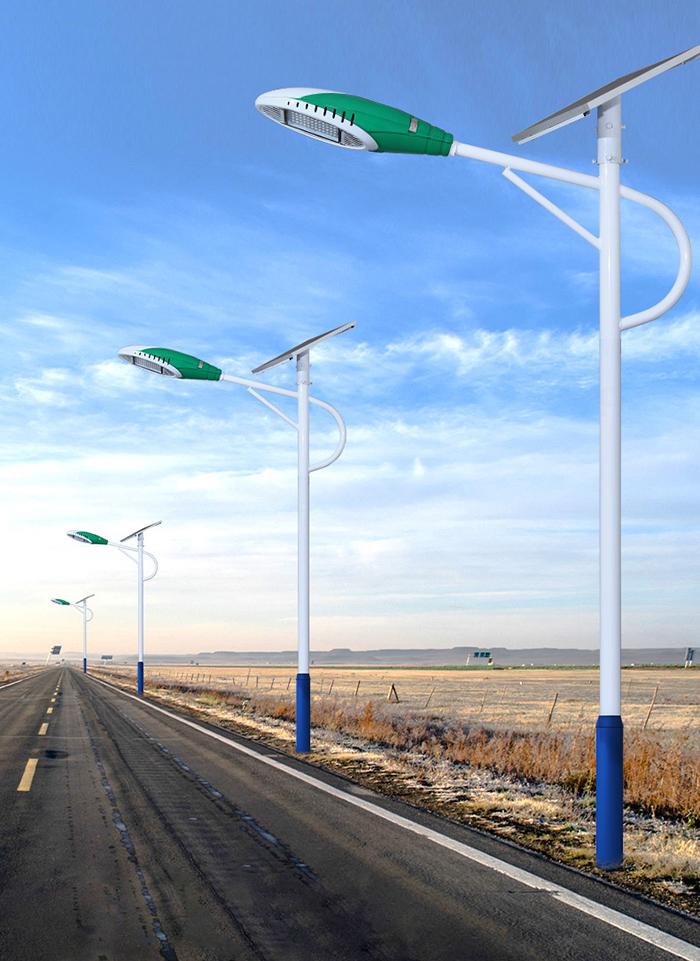 6米太阳能路灯_300W太阳能路灯_南德太阳能路灯