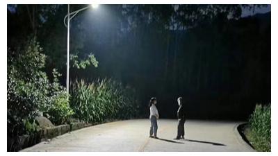 新农村扶贫工程太阳能路灯安装多高合适